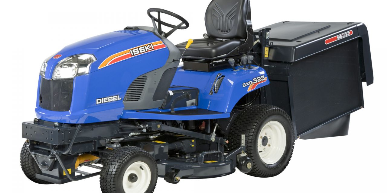 SXG Series Professional Mowers