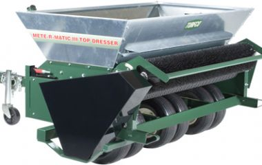 F12D Mete-R-Matic Top Dresser