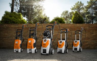RE Pressure Washer Range