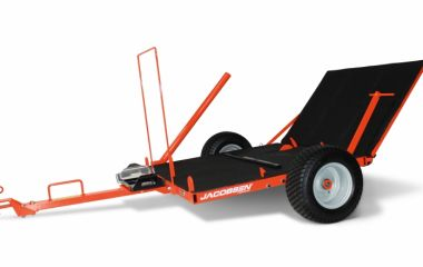 Mower Caddy Trailer