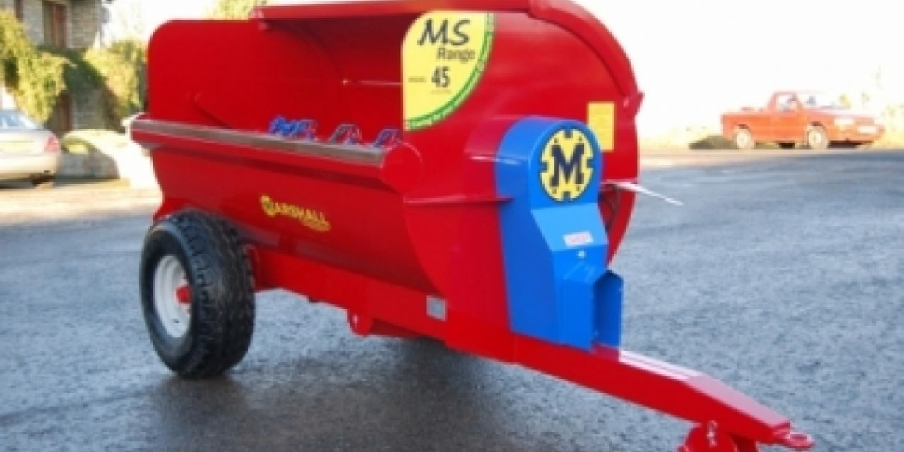 MS Muck Spreaders