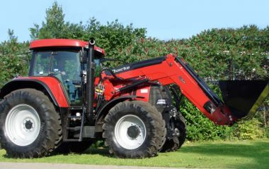 QD series front loaders